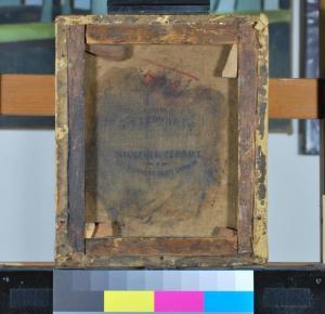 dipinto a firma Renoir Studio Peritale Verdi Demma (2)