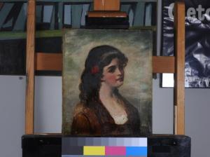 dipinto a firma Renoir Studio Peritale Verdi Demma (4)