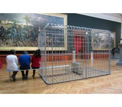 hh_lim__the_cage_the_bench_and_the_luggage__2011