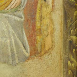 L'affresco preso in esame è sito presso il Convento sito in Parma via verdi 3 avd@ (4)