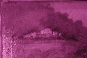 paesaggio impressionista diagnostica infrarosso avd@