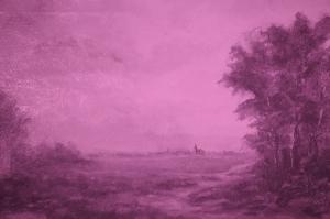 paesaggio impressionista diagnostica infrarosso 2 avd@