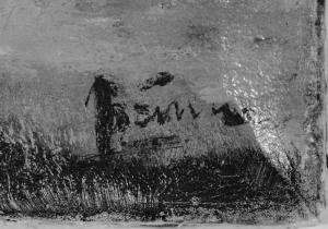 paesaggio impressionista diagnostica infrarosso 4 avd@ firma