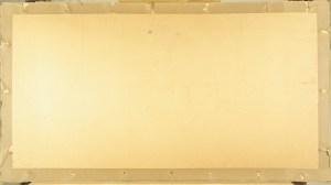 dipinto a firma cascella archivio verdi demma