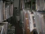locale magazzino opere biblioteca della ghisa