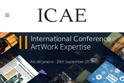 2° Congresso Internazionale di Perizie d'Arte a Rio De Janeiro