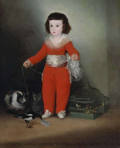 francisco-goya-ritratto