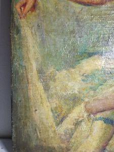Dipinto in fase di studio Alfredo Verdi Demma@