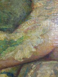 Dipinto in fase di studio Alfredo Verdi Demma@1