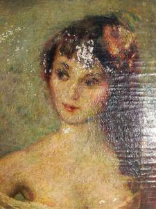 Dipinto in fase di studio Alfredo Verdi Demma@3