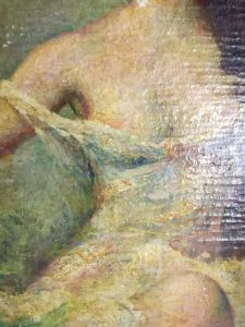 Dipinto in fase di studio Alfredo Verdi Demma@5