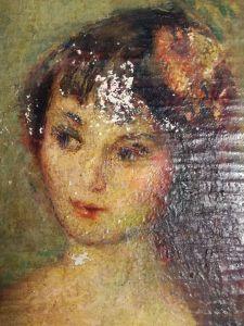Dipinto in fase di studio Alfredo Verdi Demma@6