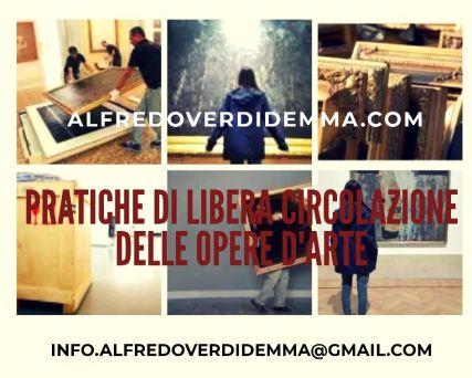 Pratiche di libera circolazione delle Opere d'Arte Alfredo Verdi Demma©_compress60.jpg