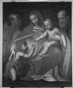 sacra famiglia-ir
