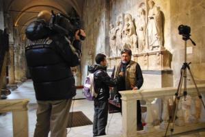 Duomo di Carrara intervista a mauro pisani foto esclusive di Alfredo Verdi Demma@ (4)