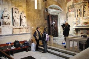 Duomo di Carrara intervista a mauro pisani foto esclusive di Alfredo Verdi Demma@ (5)