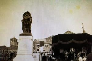 inaugurazione monumento dei caduti a osimo di giuseppe martini avd@