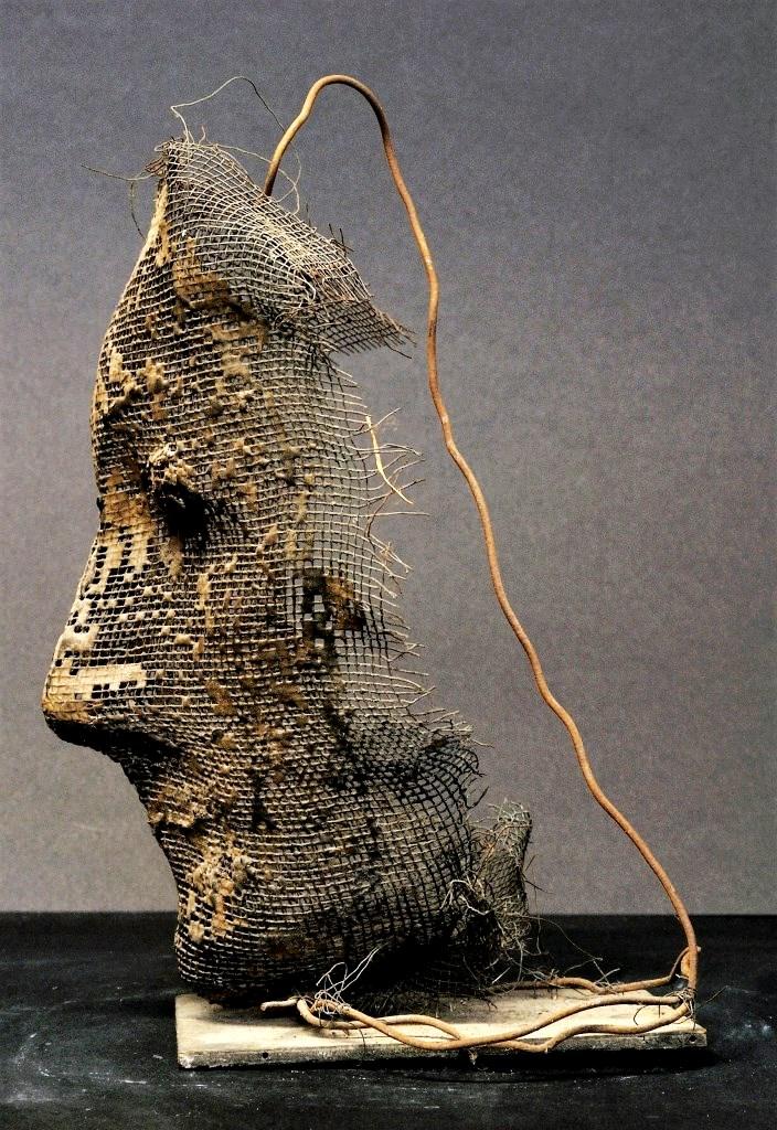 scultura-rete-e-cera avd@