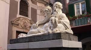 Statua del dio Nilo Napoli