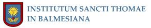 Institutum Sancti Thomae in Balmesiana