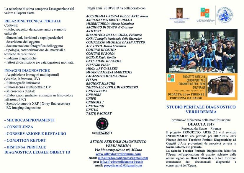 esterno brochure per didacta 2019