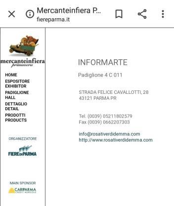 mercanteinfiera informarte Studio Peritale Diagnostico Alfredo Verdi Demma