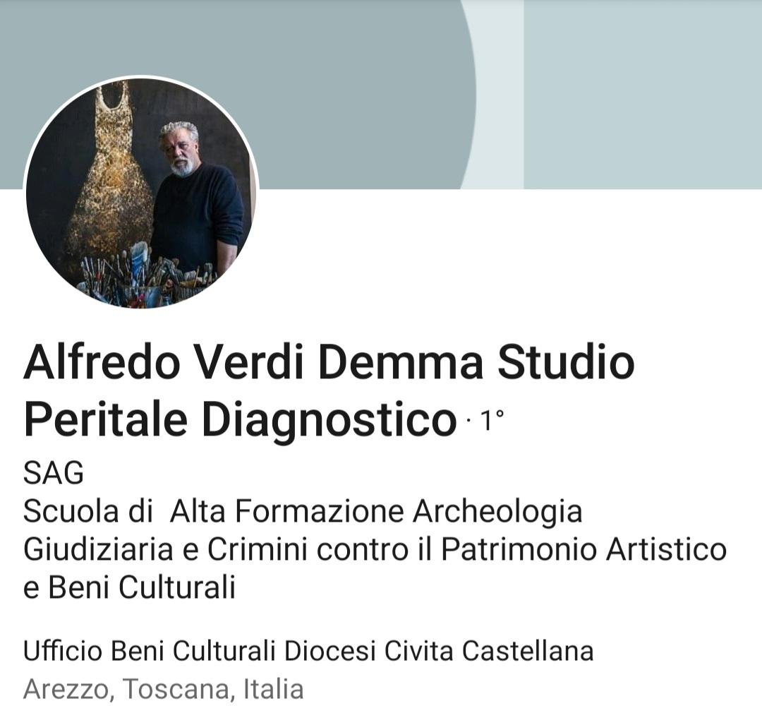 Linkedin Alfredo Verdi Demma